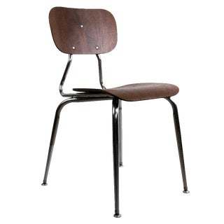 Industrial Modern Molded Plywood Chair