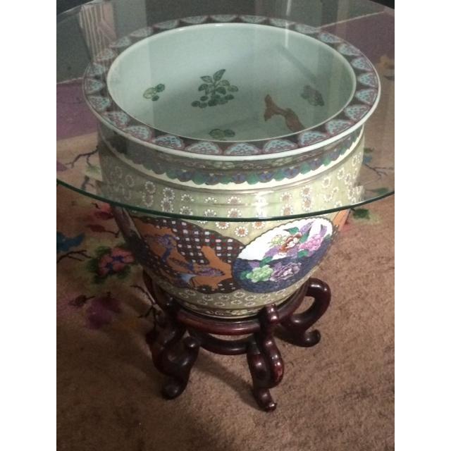 Koi Fish Bowls - Pair - Image 3 of 7
