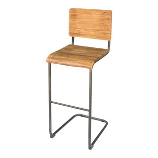 Sarreid LTD Bentwood Bar Chair