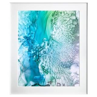 """Mystics of the Sea No. 5"" Framed Fine Art Print"