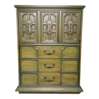 "Stanley ""Jade"" Chest of Drawers"
