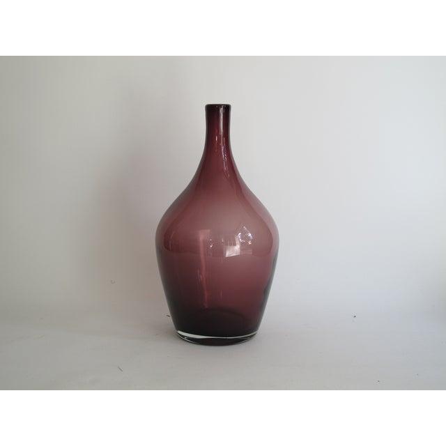 Purple Demilune Bottle - Image 2 of 5