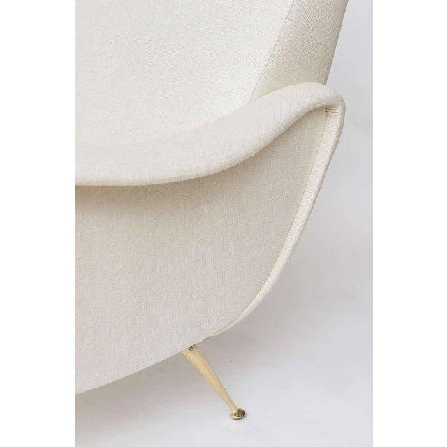 Stripe's Custom Italian-Inspired Settee - Image 8 of 10