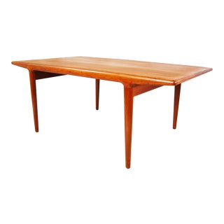Johannes Andersen Danish Modern Teak Dining Table