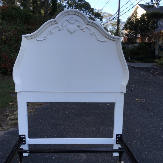 Child's Twin Size Bed Frame & Headboard - Image 3 of 8