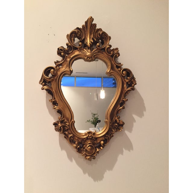 Image of Vintage French Louis XV Style Mirror