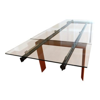 Roche Bobois Extendable Dining Table
