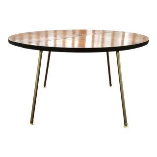 Robert Karoff Actuated Folding Cocktail Table