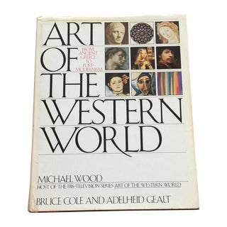 Art Book on the Western World