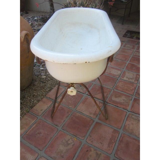 Image of Authentic European Bathtub