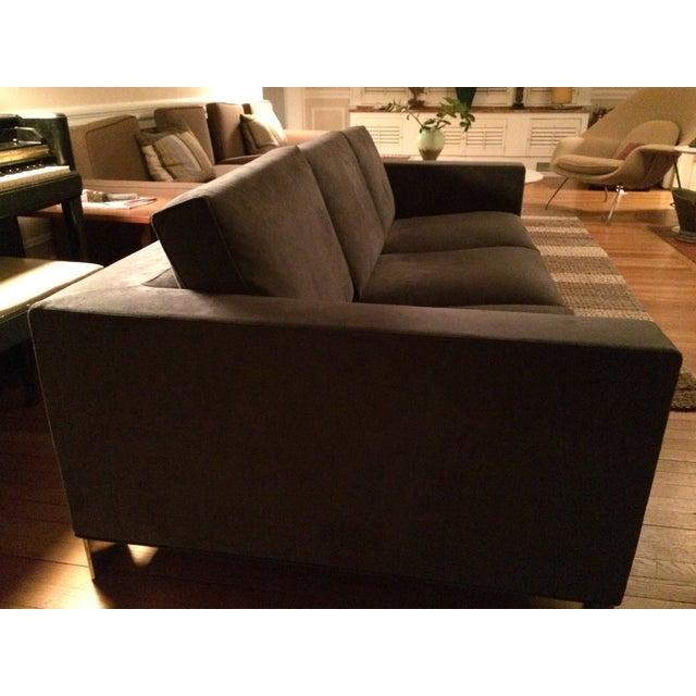 "Image of Minotti ""Pollock"" Italian Sofa"