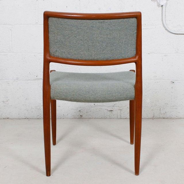 Image of Teak Niels Moller Chairs - Set of 6