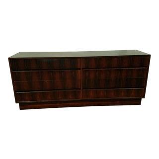 Rosewood Mid Century Modern Dresser