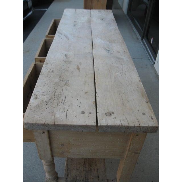 European 3-Drawer Sideboard - Image 5 of 11