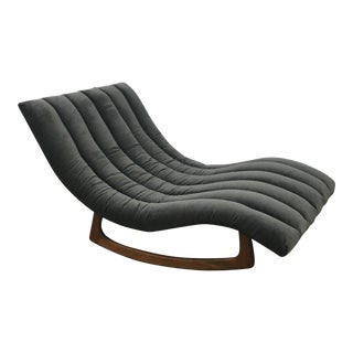 Adrian Pearsall Wave Rocking Chaise