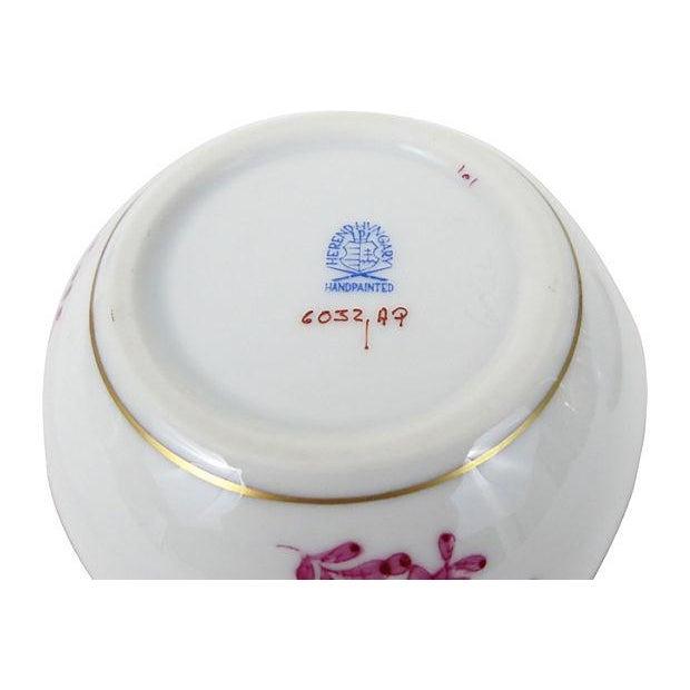 Herend Porcelain Trinket Box - Image 4 of 4