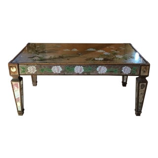 1920's Chinoiserie Coffee Table