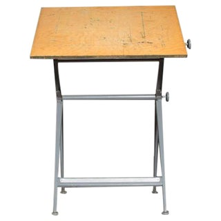 """Wim Rietveld and Friso Kramer """"Reply"""" Drafting Table"""