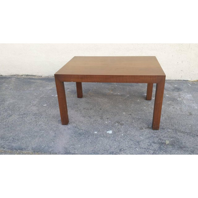 Mid-Century Modern Danish Teak Coffee Table | Chairish