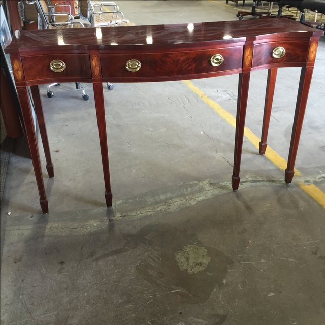 Image of Baker Furniture Accent Table