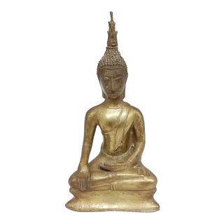 Mid-Century Thai Blessing Buddha