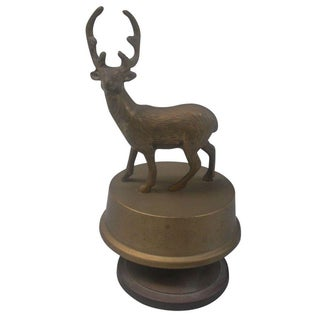 Brass Musical Buck