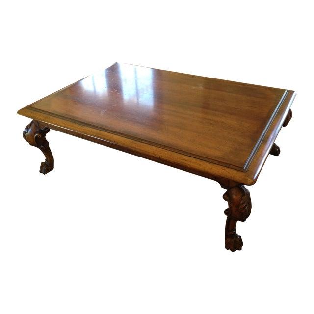 Ralph Lauren Coffee Table Chairish