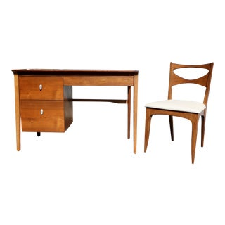 Drexel Profile Desk and Chair