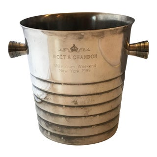 Christofle Silverplate Champagne Ice Bucket