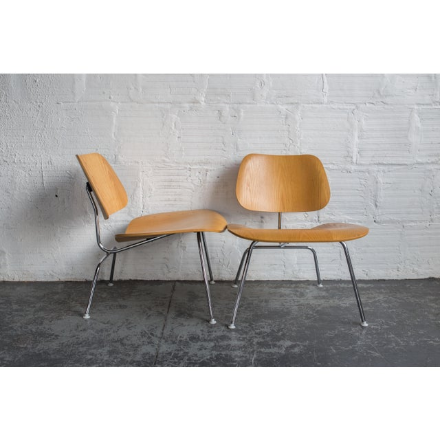 Eames Molded Plywood LCM Chair - Image 3 of 6