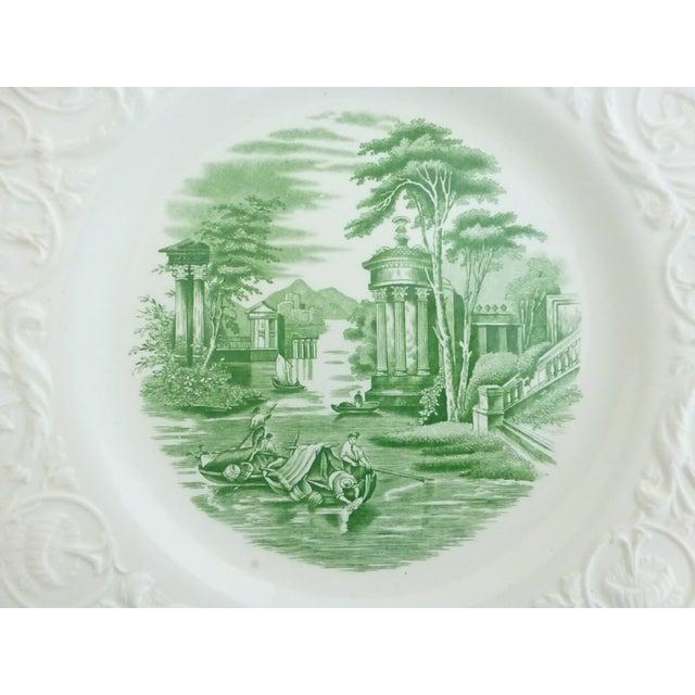 Wedgwood Creamware Dinner Plates - Set of 7 - Image 6 of 11