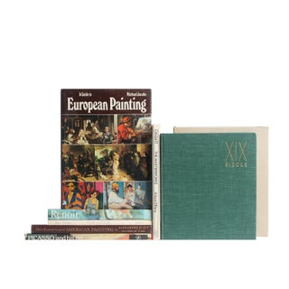 European & American Painting Masters - Set of 7