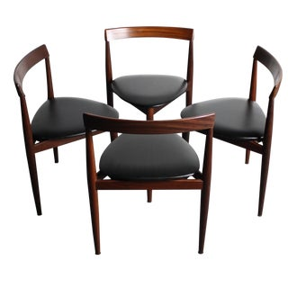 Hans Olsen Dining Chairs - Set of 4