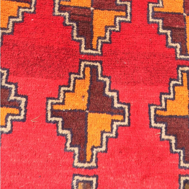 "Baluchi Hand Made Persian Rug - 2'6""x4'2"" - Image 3 of 7"