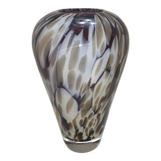 Waterford Evolution Urban Safari Vase
