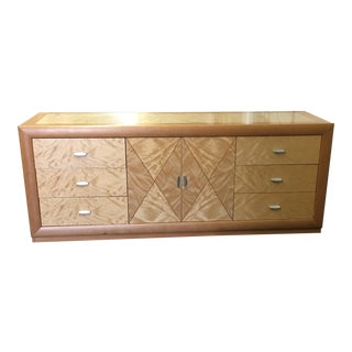Custom Maple Dresser