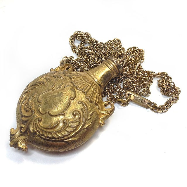 Image of Miriam Haskell Scent Bottle Necklace