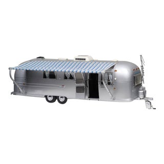 Diecast Airstream Trailer Model