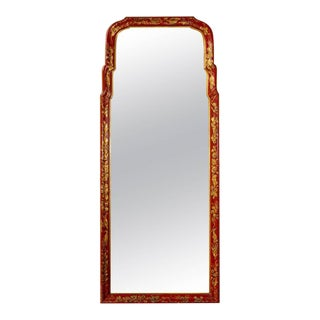 Queen Anne Chinoiserie Mirror
