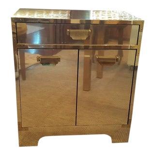 Ello Brass Cabinet