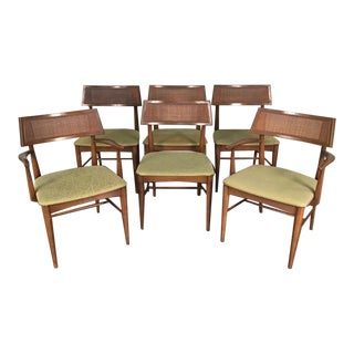 Mid-Century Modern Dining Chairs - Set of 6