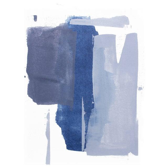 """Pressed No. 1"" Original Painting - Image 1 of 2"