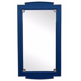 Cobalt Blue Mirror