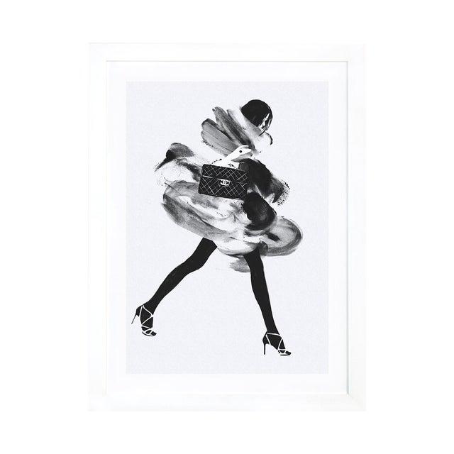 Image of Running Late I by Judith Van Den Hoek Framed Print