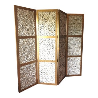Currey & Company Oyster Margate Screen