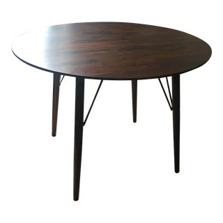 West Elm Graphica Round Dining Table
