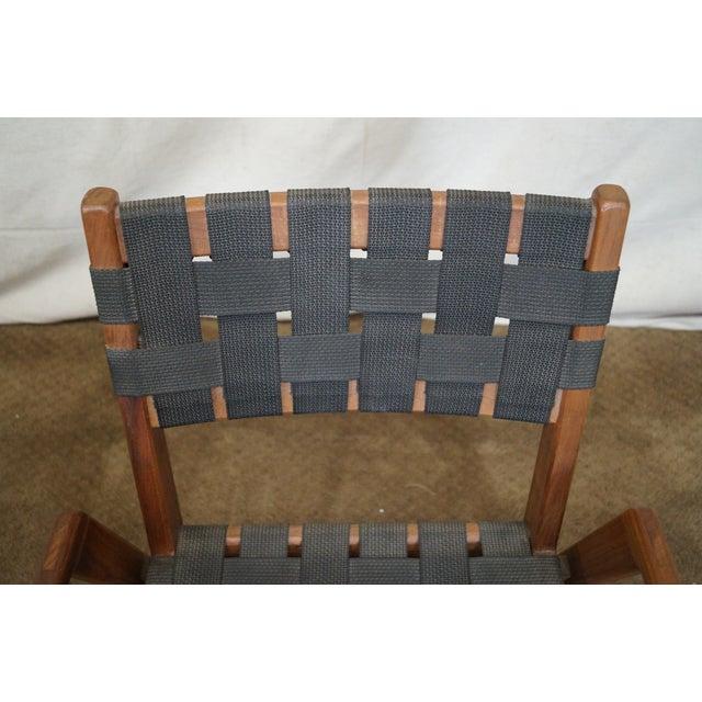 Knoll Studio Jens Risom Mid Century Arm Chair - Image 10 of 10