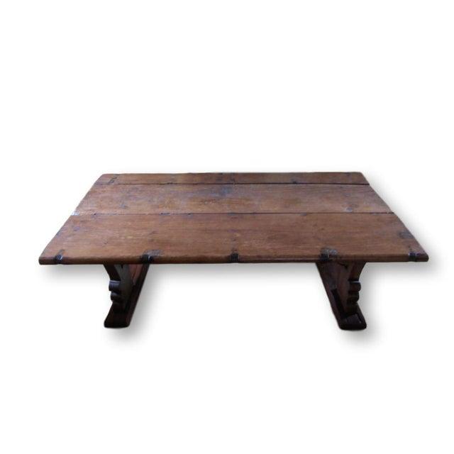 Antique Door Custom Made Coffee Table Chairish