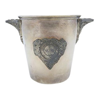 Antique Reims French Champagne Bucket