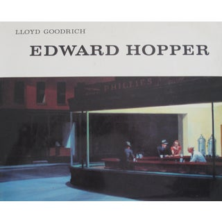 Edward Hopper Book